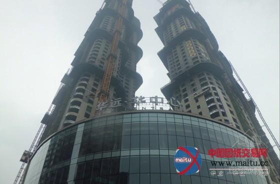 """中建三局承建""""湖南第一高楼""""拔地而起"""