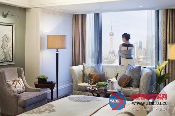 古典欧式风格 上海外滩华尔道夫酒店-室内设计-中国