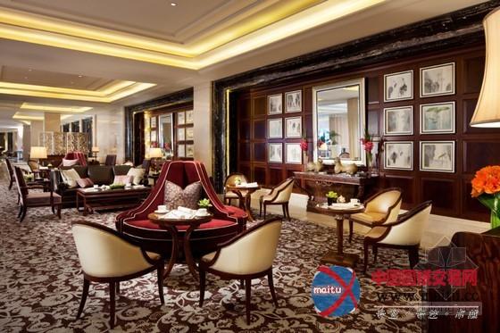 古典欧式风格 上海外滩华尔道夫酒店