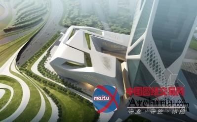 """2.2万钢结构""""搭""""成南京河西会议中心"""