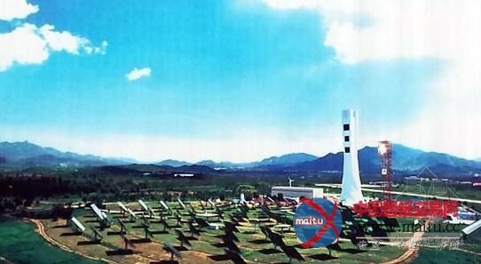 亚洲最大塔式太阳能热电站中国具备并网条件